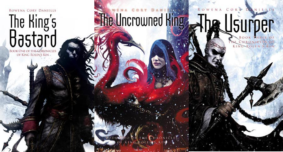 The Chronicles of King Rolen's Kin